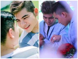 Lễ cưới trong mơ của hai anh chàng điển trai ở Đồng Nai