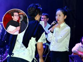 Hà Anh Tuấn và Phương Linh vẫn tình tứ như... lúc mới yêu