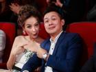 Á quân The Face Khánh Ngân thân mật với MC Anh Tuấn trên ghế nóng