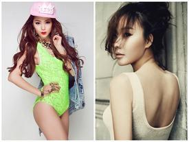"""Xao xuyến với Minh Hằng và mỹ nhân Hàn cùng hóa """"người đẹp ngàn cân"""""""