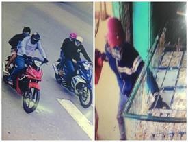 Truy bắt 4 đối tượng dùng súng cướp tiệm vàng Kim Phụng