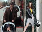 FB 24h: Hồ Quang Hiếu 'thèm' có con trai, Bảo Anh lại không muốn vội...