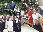 FB 24h: Hà Tăng tái xuất rạng rỡ chào Noel - Khắc Tiệp nói về mối tình của Ngọc Trinh với người tình 72 tuổi