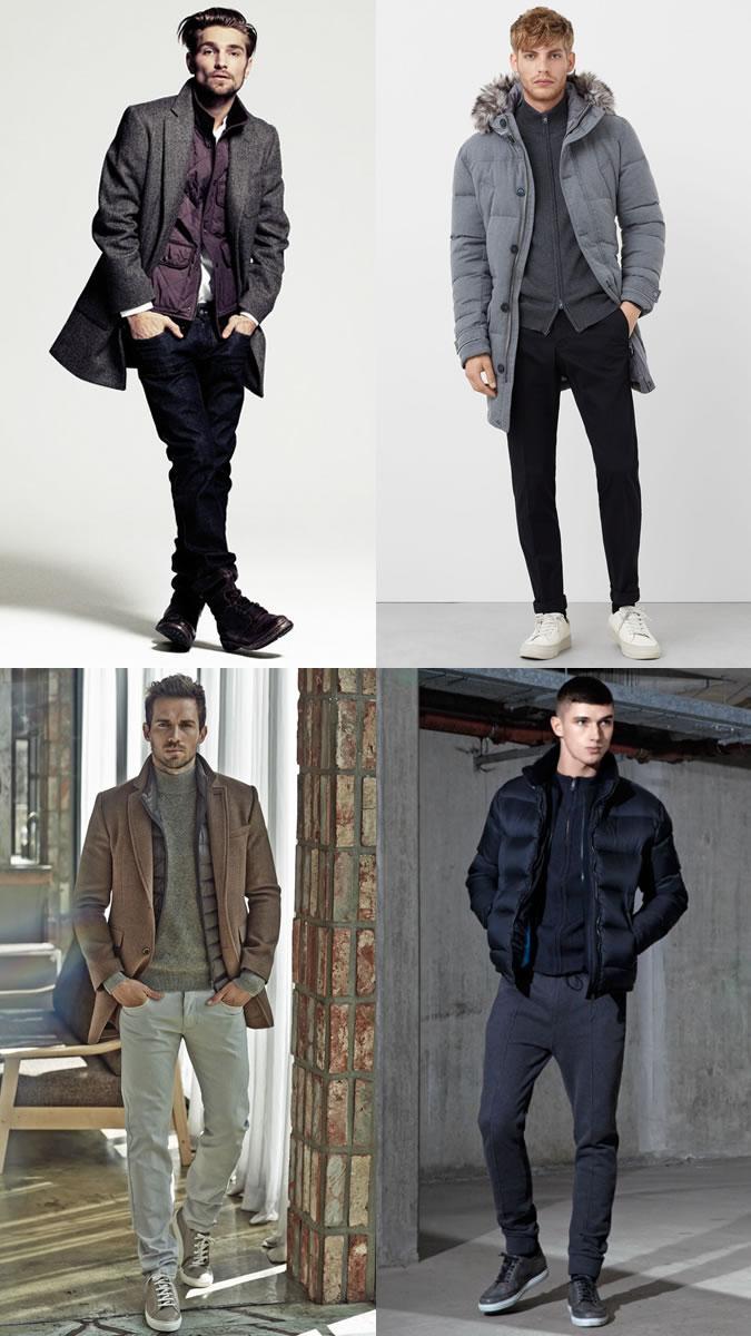 5 cách phối quần áo lạnh kinh điển với layer cho mùa Đông