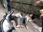 Nam thanh niên dùng dao đâm bạn gái rồi tự sát ở trung tâm Sài Gòn