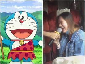 """Khi fan """"ruột"""" của Doraemon bất ngờ lên tiếng"""