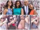 Con gái Obama