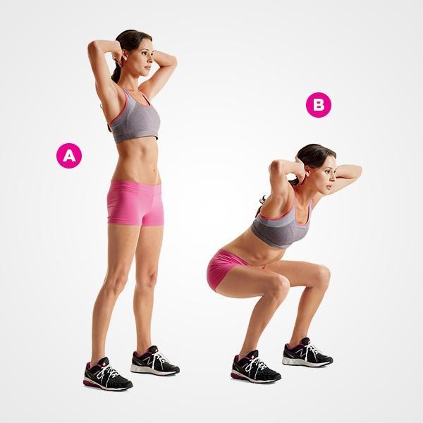 Chỉ 4 phút tập những động tác này nhưng giá trị bằng cả tiếng đồng hồ ở phòng tập gym - Ảnh 1.