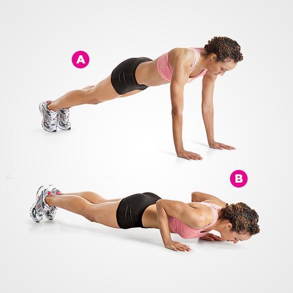 Chỉ 4 phút tập những động tác này nhưng giá trị bằng cả tiếng đồng hồ ở phòng tập gym - Ảnh 3.
