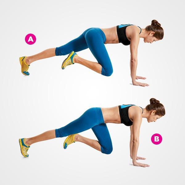 Chỉ 4 phút tập những động tác này nhưng giá trị bằng cả tiếng đồng hồ ở phòng tập gym - Ảnh 5.