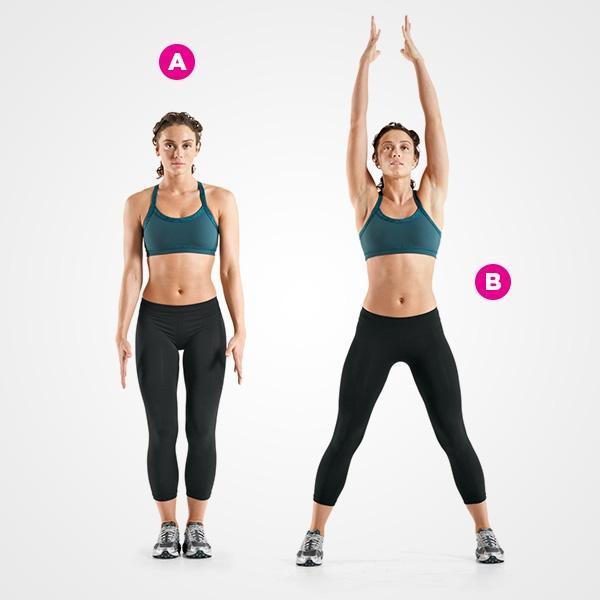 Chỉ 4 phút tập những động tác này nhưng giá trị bằng cả tiếng đồng hồ ở phòng tập gym - Ảnh 9.