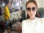FB 24h: HH Thu Thảo trăn trở về người thấu hiểu mình - Phạm Hương về quê đi chợ cùng mẹ