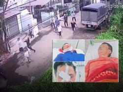 20 côn đồ truy sát kinh hoàng khiến 3 người cấp cứu tại Sài Gòn