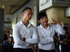 Ai cũng sẽ phải ghen tị với những hình ảnh 'không thể ngọt ngào hơn' của Thái Hoà và Kim Lý