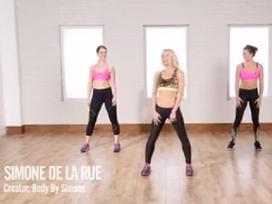 Bài tập nhảy 25 phút giúp các thiên thần Victoria's Secret giữ dáng đẹp