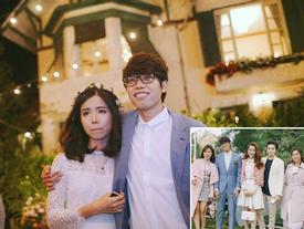 """Clip: Màn đính hôn """"ma nơ canh"""" có sự xuất hiện của Chi Pu và Gil Lê khiến cộng đồng mạng thích thú"""