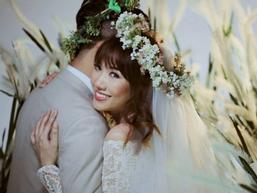 Sóng gió qua rồi, Hari Won hãy tô thêm son và trở thành cô dâu xinh đẹp nhất!