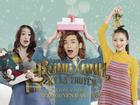 Dàn sao phim Rừng Xanh Kỳ Lạ Truyện đẹp long lanh trong bộ ảnh đón Noel