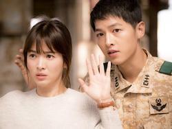 Hàng loạt phim hot Hoa ngữ thất bại trước Hậu duệ mặt trời ngay trên sân nhà