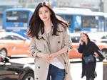 Thời trang đời thường ấn tượng như 'nàng cá' Jun Ji Hyun
