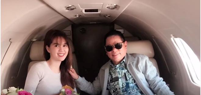 Ty phu Hoang Kieu va Ngoc Trinh cong khai hinh anh than mat hinh anh 7
