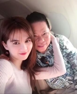 Ty phu Hoang Kieu va Ngoc Trinh cong khai hinh anh than mat hinh anh 5