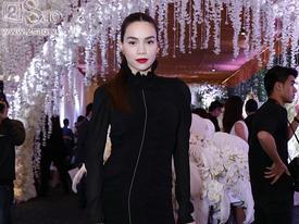 Hồ Ngọc Hà đau đầu khi chọn váy không được nổi bật hơn cô dâu Hari Won