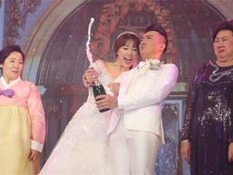 Không phải hôn nhau hay khóc lóc, đây mới là khoảnh khắc đắt giá nhất đám cưới Hari Won - Trấn Thành
