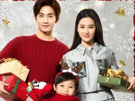 Gia đình đẹp hơn hoa của Lưu Diệc Phi