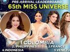 Lệ Hằng trượt top 15 thí sinh tiềm năng nhất Hoa hậu Hoàn vũ 2016