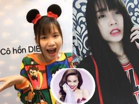Clip: Cô gái giả giọng Hồ Ngọc Hà, Hari Won, Tùng Sơnhút triệu lượt xem