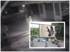 Quán ốc ở Sài Gòn bị ném bom xăng lúc rạng sáng