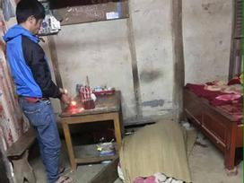 Nghi án vợ dùng điếu cày đánh chồng tử vong tại nhà