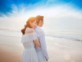 Ngôi sao cầu lông Tiến Minh tung ảnh cưới, khoe 'đã chính thức lên xe hoa'