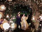 Fashionista 9X khoe gout thời trang đẳng cấp trong đám cưới