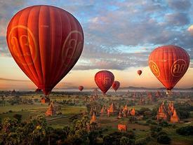 12 bức ảnh du lịch đẹp nhất 2016 trên báo Anh