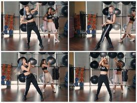 Bài nhảy ultra blast - sự lựa chọn mới giúp bạn giảm cân và quyến rũ