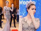 Phạm Hương bật khóc khi nhớ lại quãng thời gian một thân một mình đi thi Hoa hậu Hoàn vũ