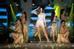 Trong chương trình, cô biểu diễn hai ca khúc Up và Diamond. Trong đó, Up chính là ca khúc do chính cô sáng tác, đánh dấu bước trở lại của mình sau khoảng thời gian sinh con. Với hình ảnh tràn đầy năng lượng với những màn vũ đạo chuyên nghiệp, ấn tượng, Lưu Hương Giang luôn là ngọn lửa cháy hết mình trên sân khấu.