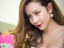 Ngắm cận cảnh gương mặt sau khi trùng tu nhan sắc của Lưu Hương Giang