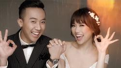 Trấn Thành trình làng MV cưới đẹp như mơ với Hari Won