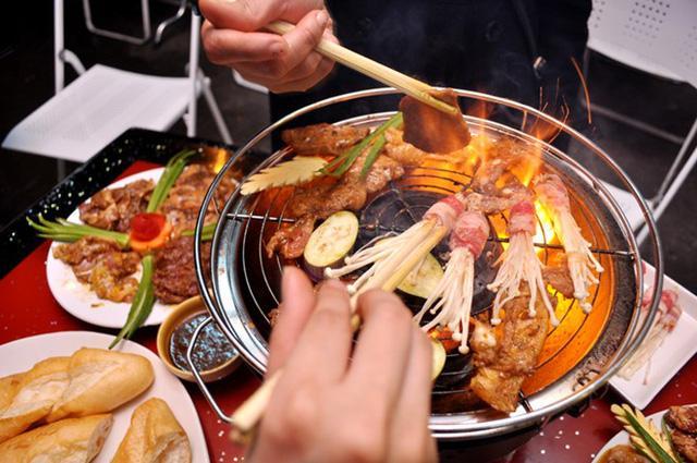 Đồ ăn nướng tiềm ẩn nhiều nguy cơ gây ung thư thục quản.