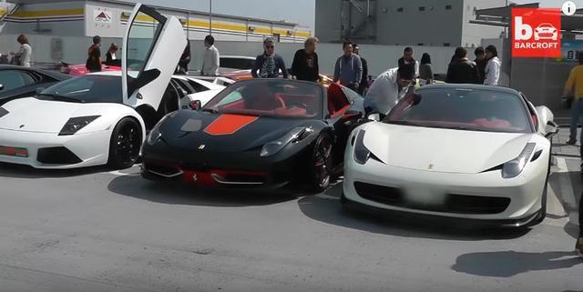 Mãn nhãn với dàn siêu xe Lamborghini độ trị giá hơn 227 tỷ Đồng - Ảnh 2.