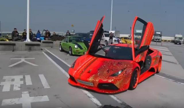 Mãn nhãn với dàn siêu xe Lamborghini độ trị giá hơn 227 tỷ Đồng - Ảnh 3.