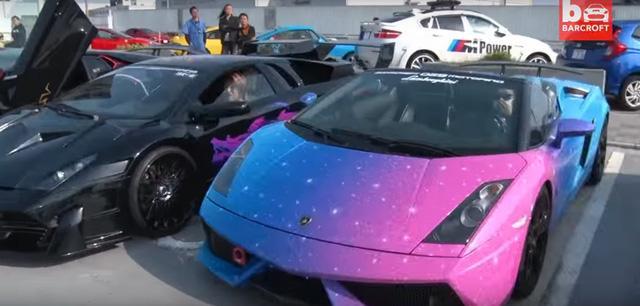 Mãn nhãn với dàn siêu xe Lamborghini độ trị giá hơn 227 tỷ Đồng - Ảnh 4.
