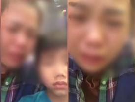 Thực hư chuyện bé trai 7 tuổi bị bố và bà nội đánh đuổi, bỏ đói