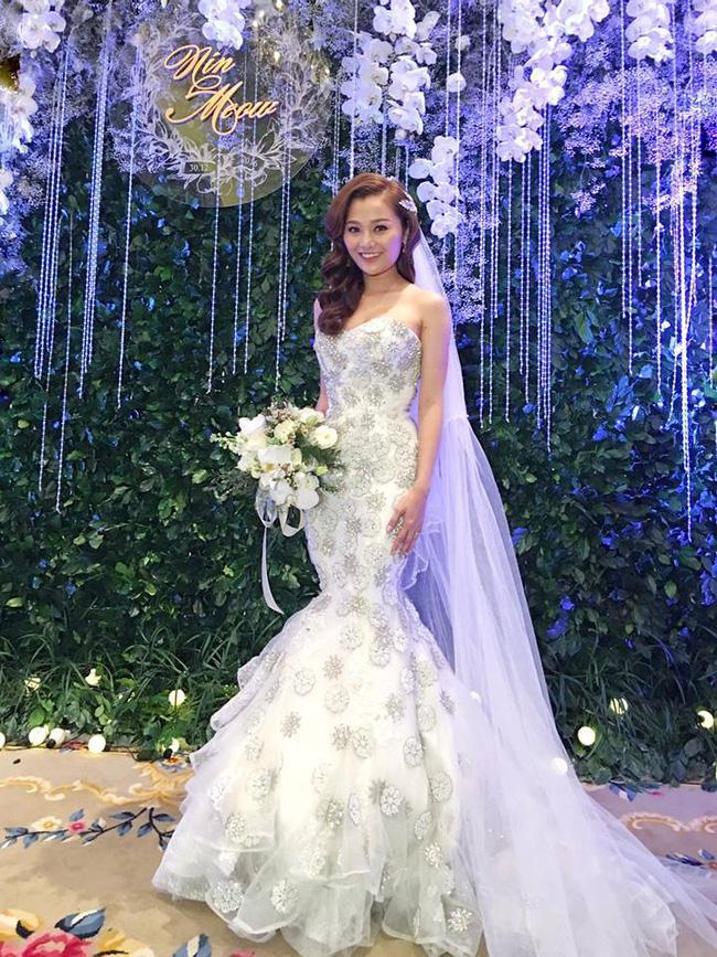 Quang Vinh vui mừng trong ngày cưới của cô em gái đẹp như hoa - Ảnh 3.