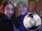 FB 24h: Công Vinh tặng Thủy Tiên đồng hồ nạm kim cương kỉ niệm 9 năm yêu nhau...?