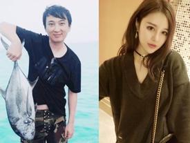 """""""Thiếu gia giàu nhất Trung Quốc"""" đón năm mới xa xỉ tại Maldives cùng hotgirl"""