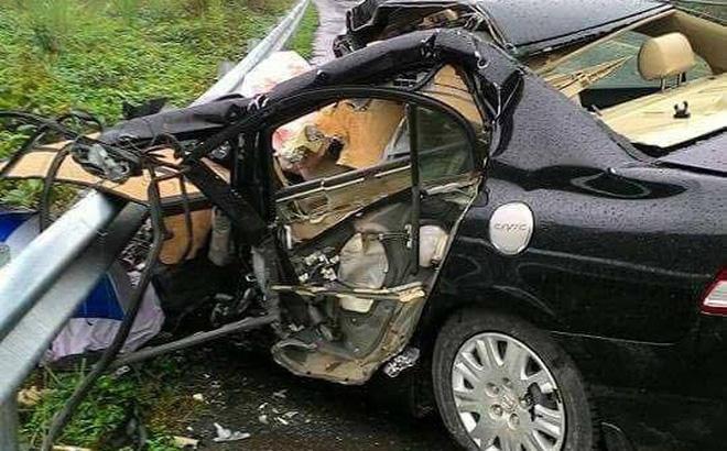 Tai nạn trên cao tốc Nội Bài – Lào Cai, giám đốc chi nhánh ngân hàng tử vong tại chỗ